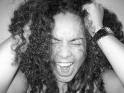 screamingwoman